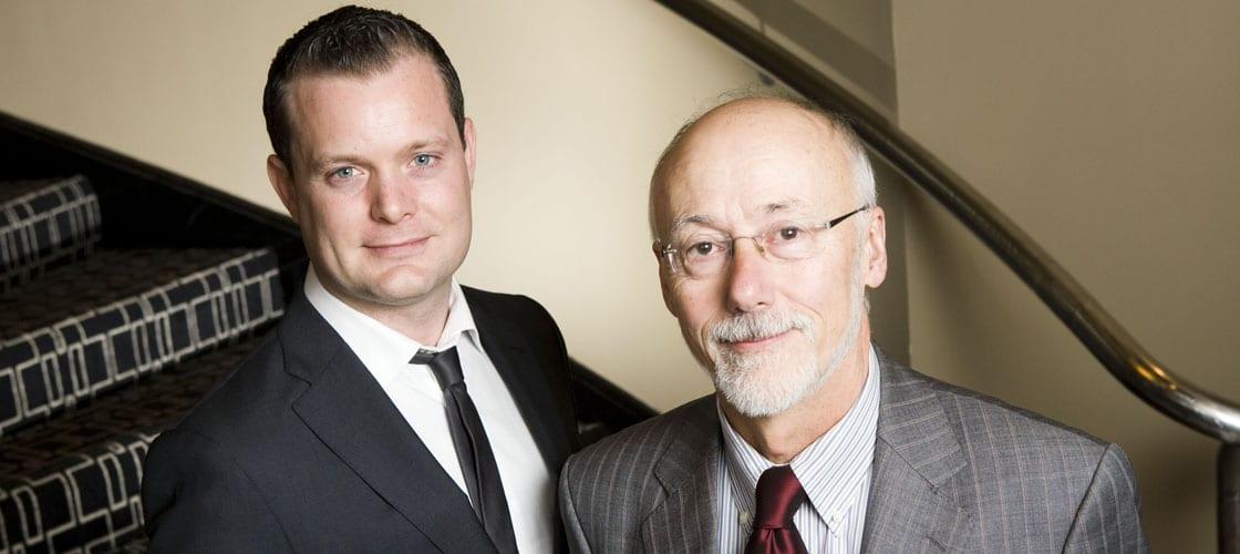 Stephen & Michael Slattery