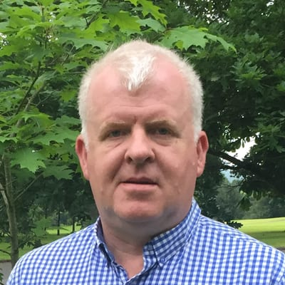 Peadar Casey Programme Manager New Frontiers