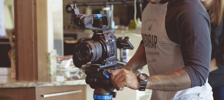 video content marketing startups New Frontiers