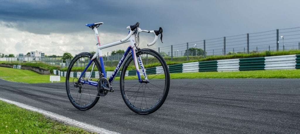 Featured startup Aidan Duff Fifty One Bikes New Frontiers