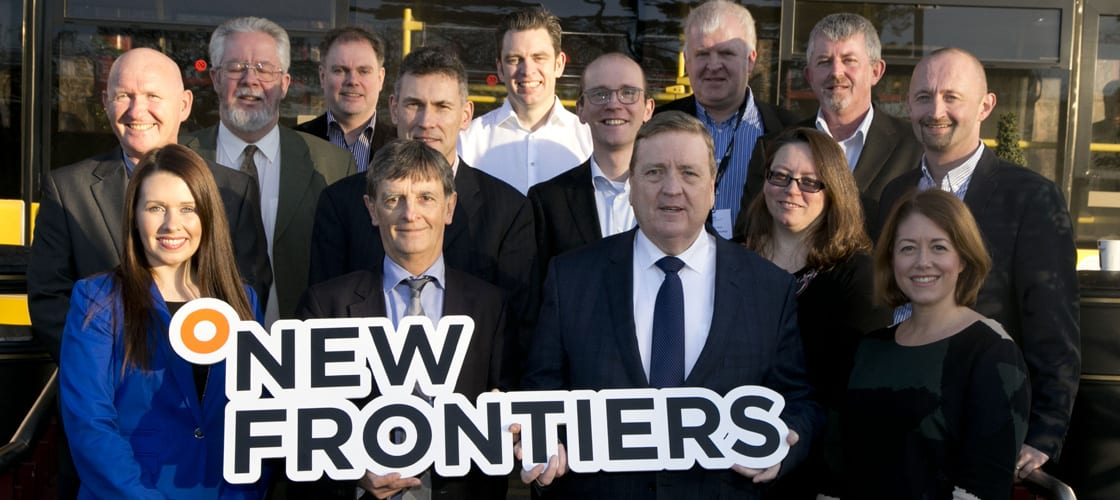 roundup of news from the New Frontiers programme 2016
