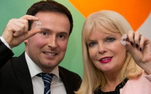 Minister MMOC and Martin O'Connell founder Nasal Medical