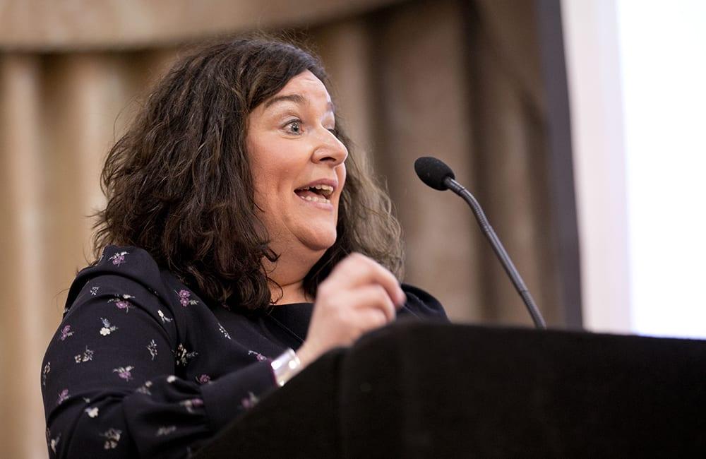 Maria Gavin - Programme Manager New Frontiers - Enterprise Ireland