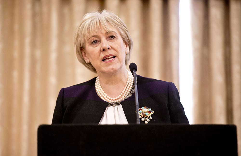 Minister Heather Humphreys TD Minister for Business Enterprise and Innovation