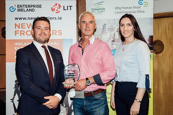 LIT NF Best Innovation Award - Iain Gilmore