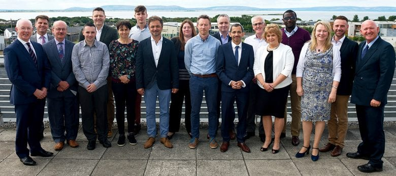 Phase 2 New Frontiers launch at Galway-Mayo July 2018