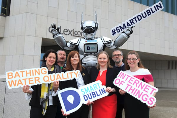 SBIR Smart Dublin announcement