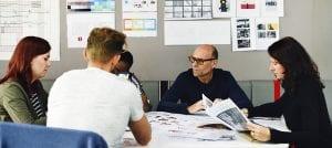 Lean Startup using customer-focused development processes
