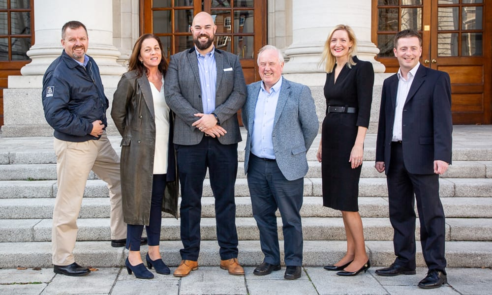Drone Consultants Ireland (DCI) wins Ireland ESNC with Jack-In-The-Box
