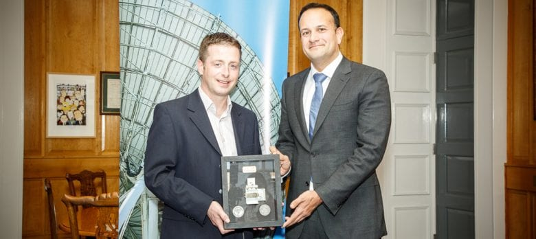 Drone Consultants Ireland (DCI), were announced by An Taoiseach, Leo Varadkar as winners of the Ireland Regional Competition of the 2018 ESNC (European Satellite Navigation Competition) awards.
