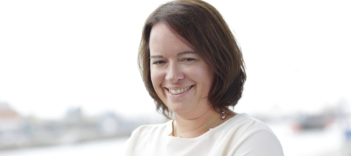 Emer O'Donnell chats about product-market fit and finding your sweet spot - New Frontiers