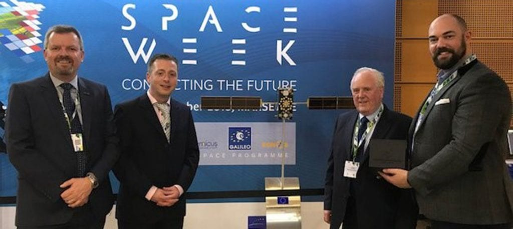 Drone Consultants Ireland wins European Satellite Navigation Competition