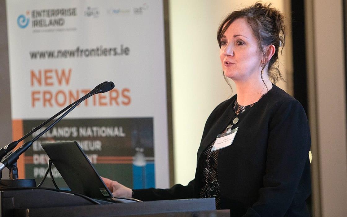Teri Smith, Manager HPSU Start, Enterprise Ireland