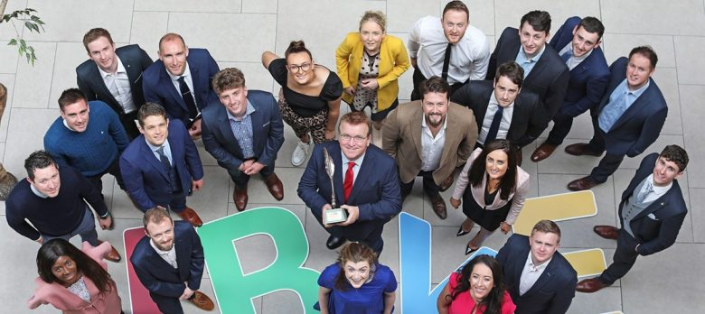 Winners of Ireland's Best Young Entrepreneur Awards (IBYE) announced - New Frontiers