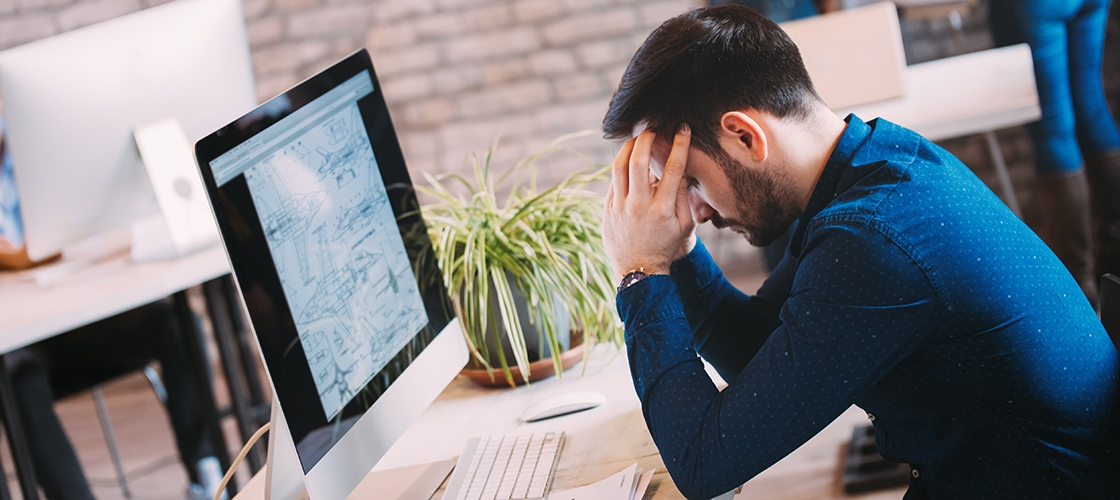 How you can stop bad posture ruining your work day - new frontiers